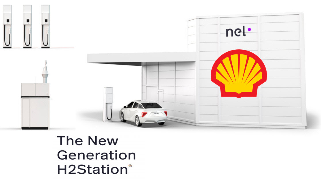 NEL H2Station for Shell