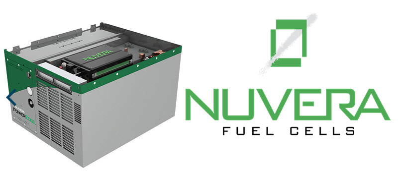 Powered by Nuvera Fuel Cells