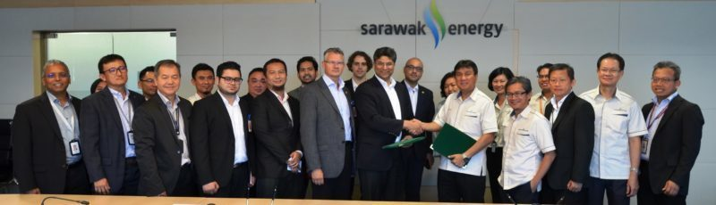 Sarawak Energy MOU with Shell