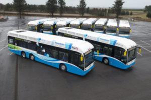 Aberdeen Hydrogen Buses Hit 1 M mile Milestone