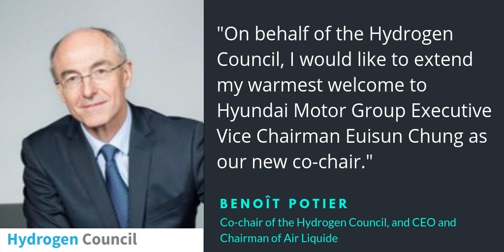 Hydrogen Council Quote
