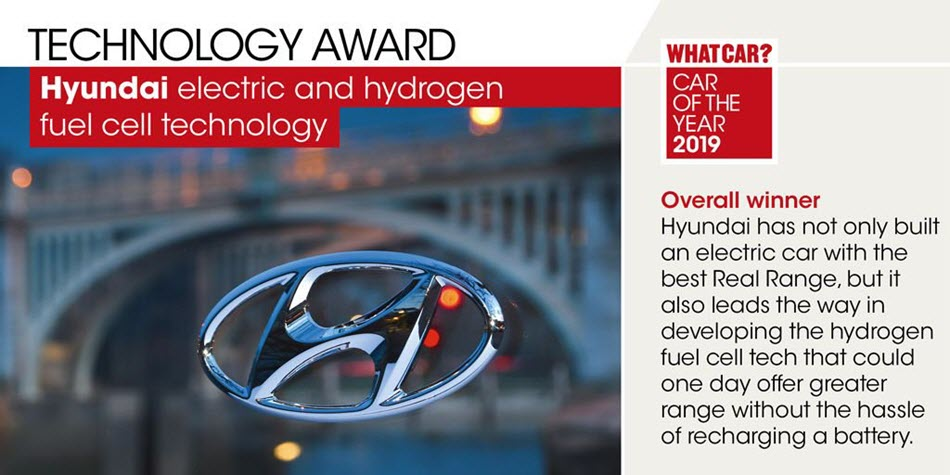 Hyundai What Car Award
