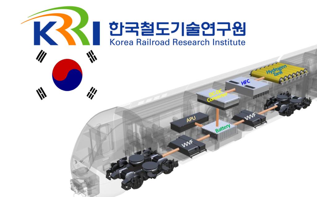 Korea Developing Hydrogen Fuel Cell Train