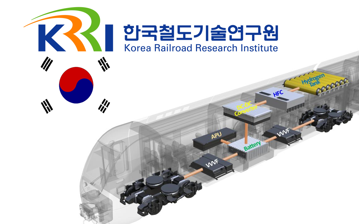 Korean Hydrogen Fuel Cell Hybrid Train to be Launched