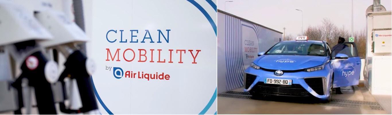 Air Liquide Clean Mobility