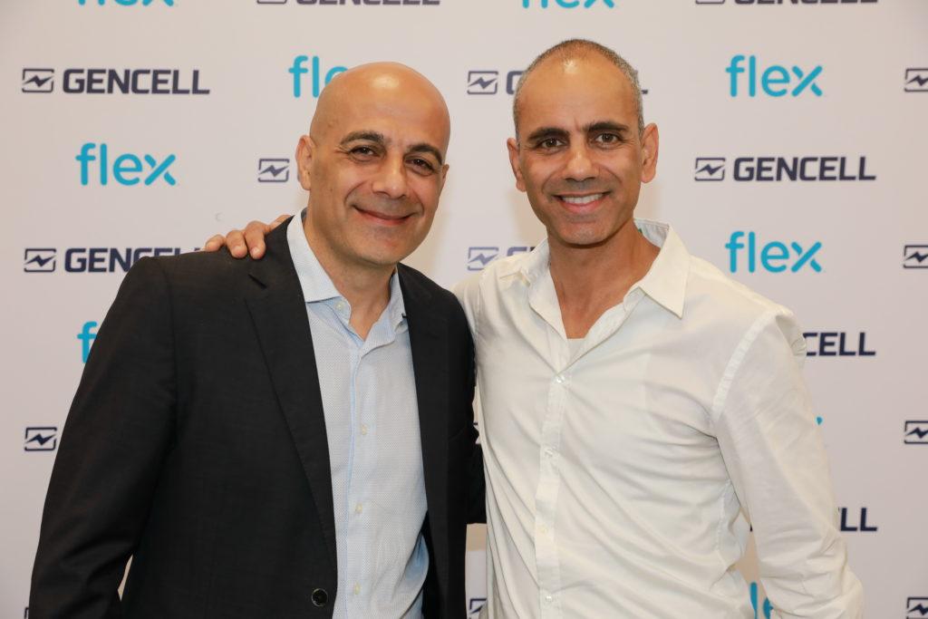 Avichai Ramot GM Ofakim site with Rami Reshef