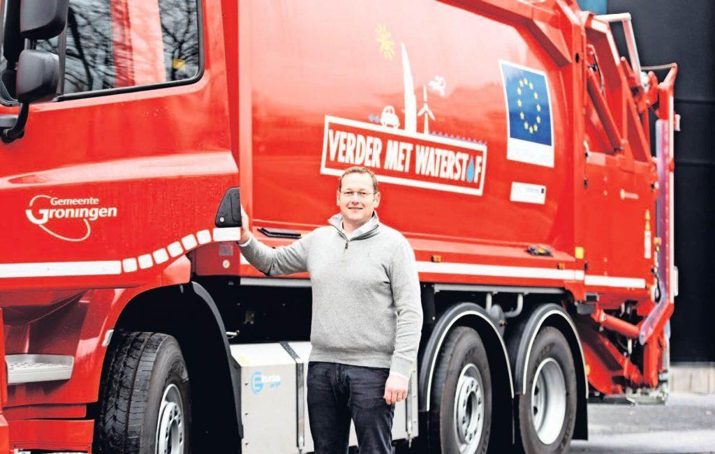 E Trucks Europe Is Building Hydrogen Electric Hybrid