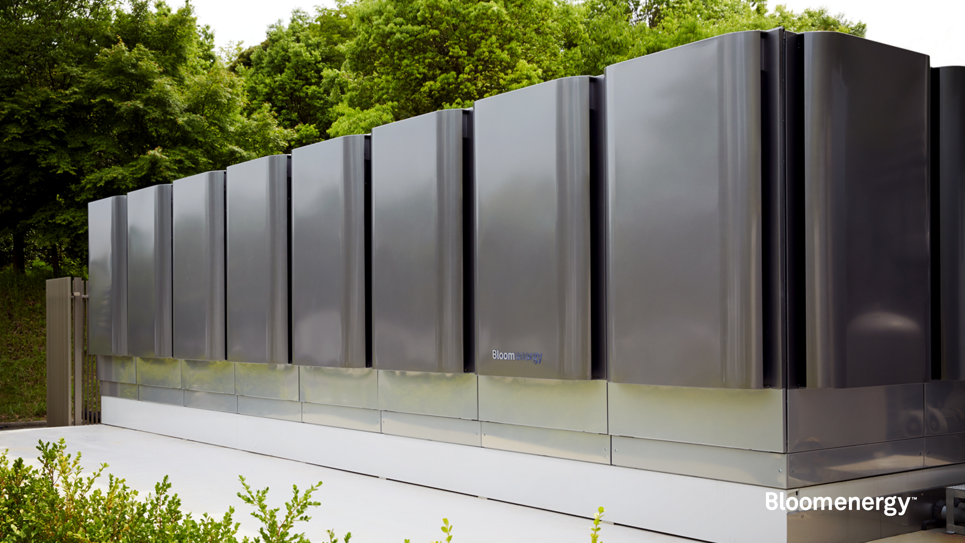 Bloom Energy Fuel Cell Micro Grid