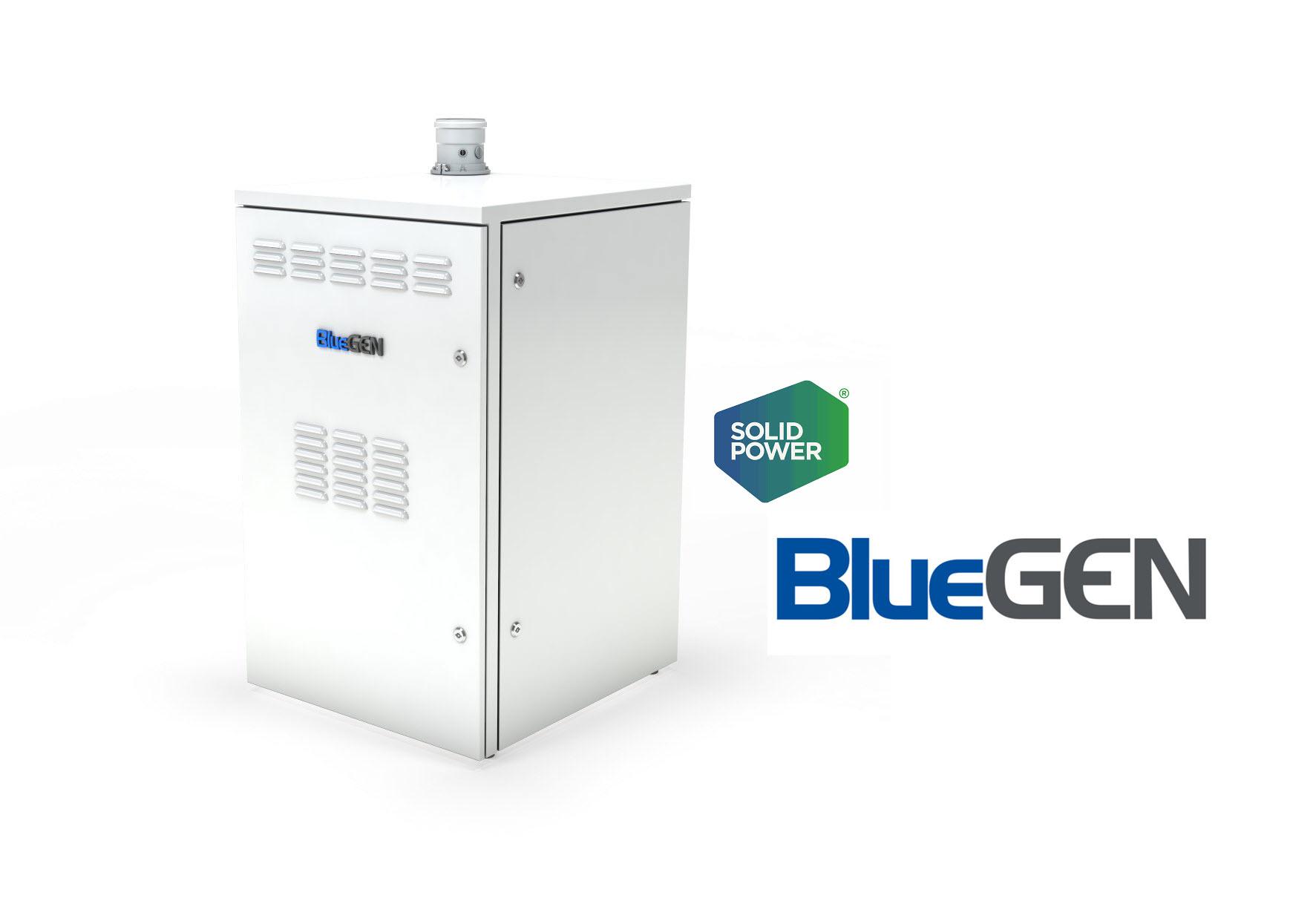 BlueGen Solid Power 1