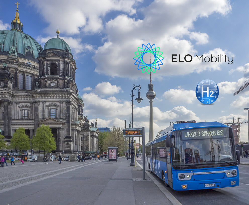Elo Mobility Working on Made in Germany Hydrogen Bus