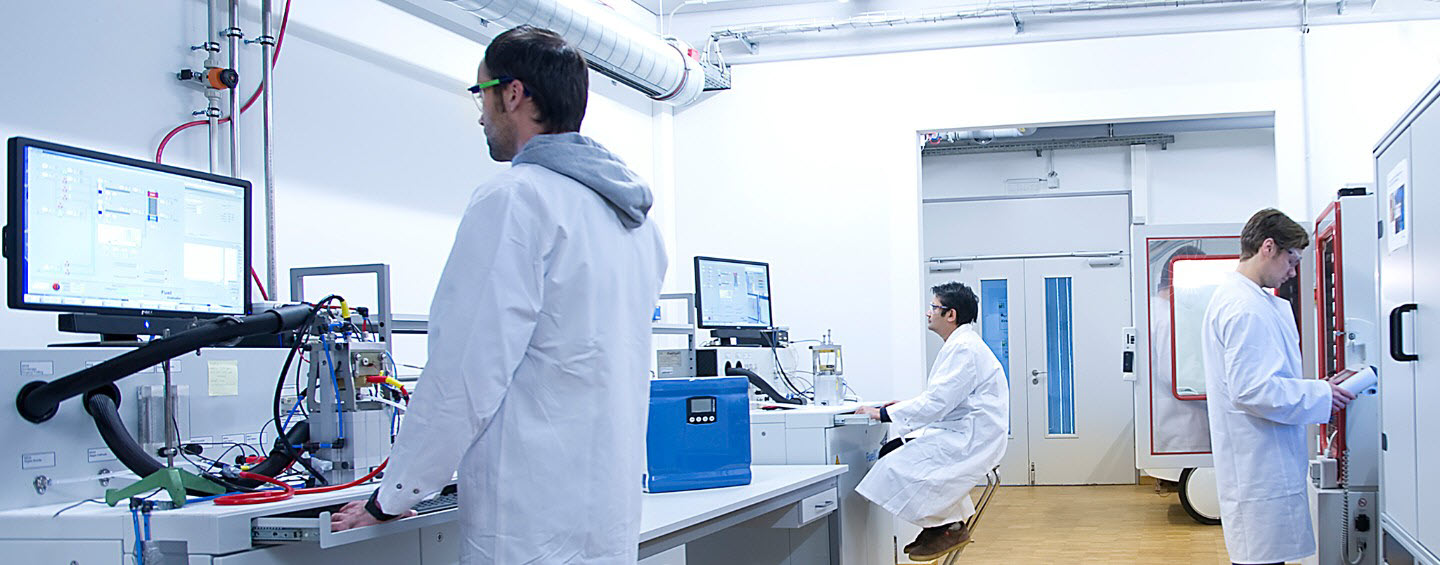 Fraunhofer Fule Cell Facility