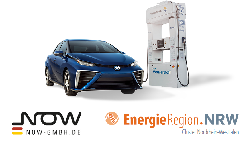 Funding for Hydrogen in Germany NOW NRW