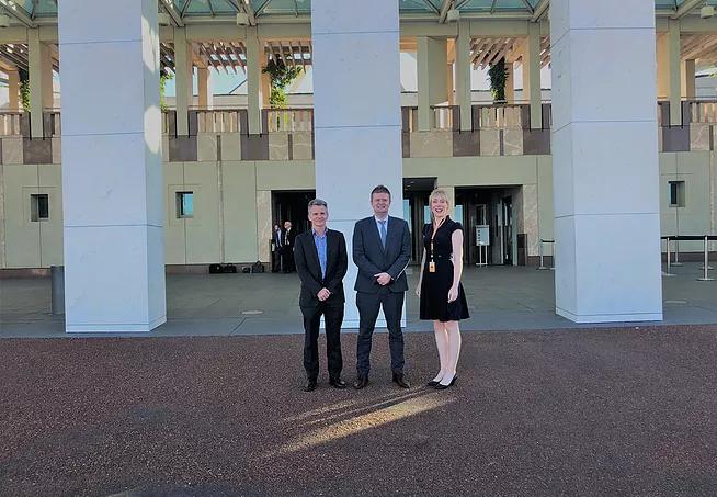 HMA Presentation to Parliament