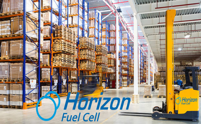 Horizon Fuel Cell Enters Fuel Cell Market1