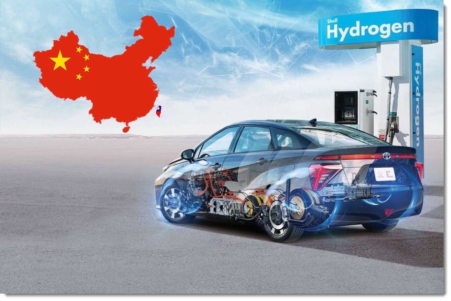Hydrogen Fueling China21