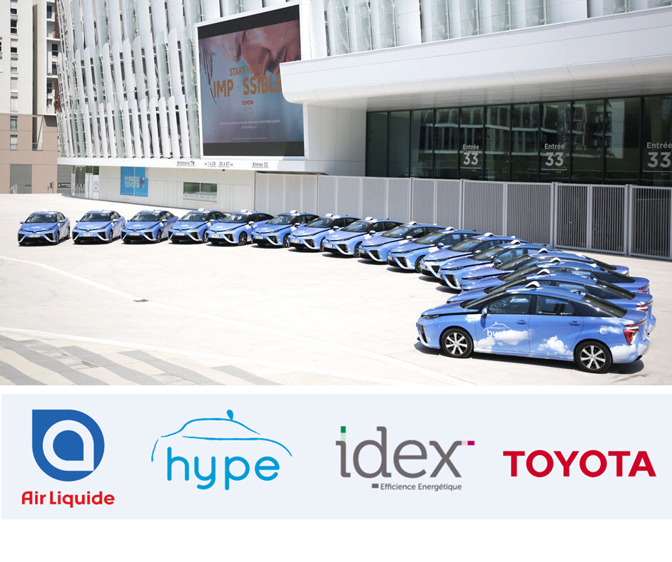 Hype Taxis Hysetco Group