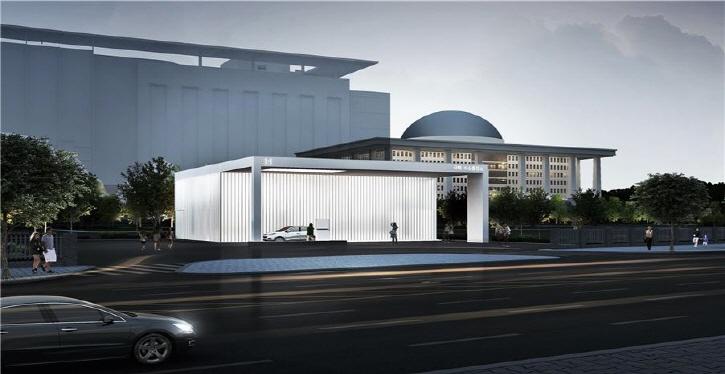 Hyundai Hydrogen Station