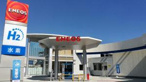 JX Nippon Eneos Hydrogen Station