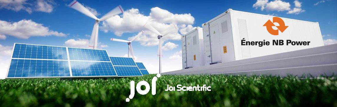Joi Scientific New Brunswick Power Main