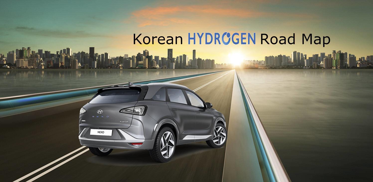Korean Hydrogen Road Map2