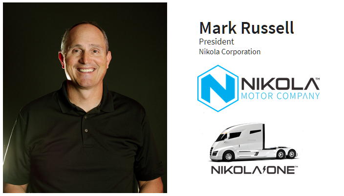 Mark Russel Nikola Motors