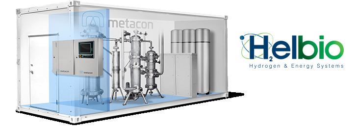 Metcon Helbio Technology