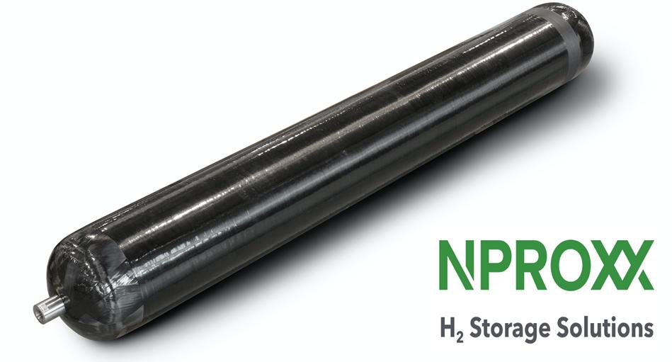 NPROXX Introduces New Hydrogen Tank