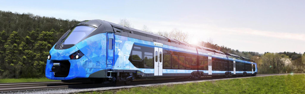 SNCF Accelerates the Deployment of the Hydrogen Train