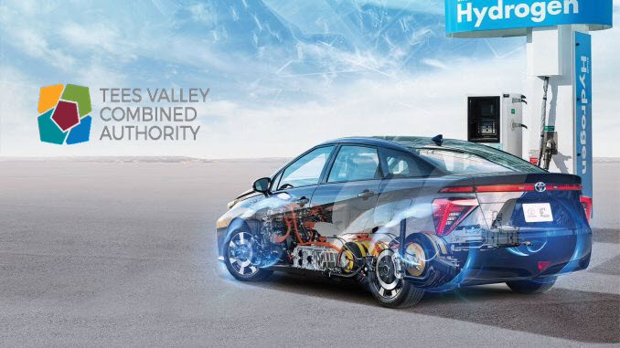 Tees Valley Hydrogen Fuel Cell Stations Grant