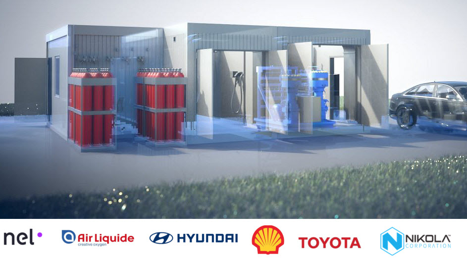Testing Fueling of Hydrogen2