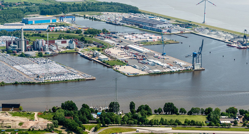 "Germany Turning Wind Power into Hydrogen at Ports as ""WASh2Emden"" Project Officially Starts"