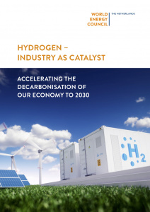 WEC Netherlands Hydrogen Industry as Catalyst