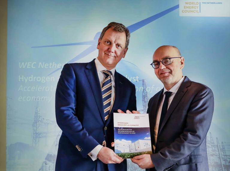 WEC Netherlands Hydrogen Report Presentation alt