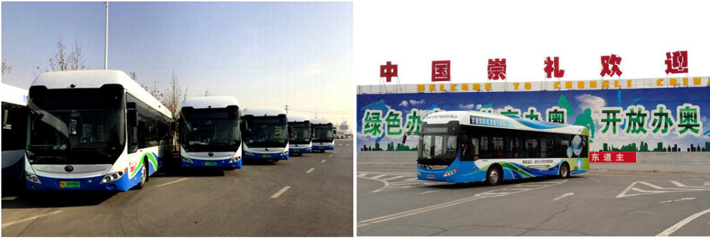 China's Production of Hydrogen Fuel-Cell Vehicles grows 27% in 2018