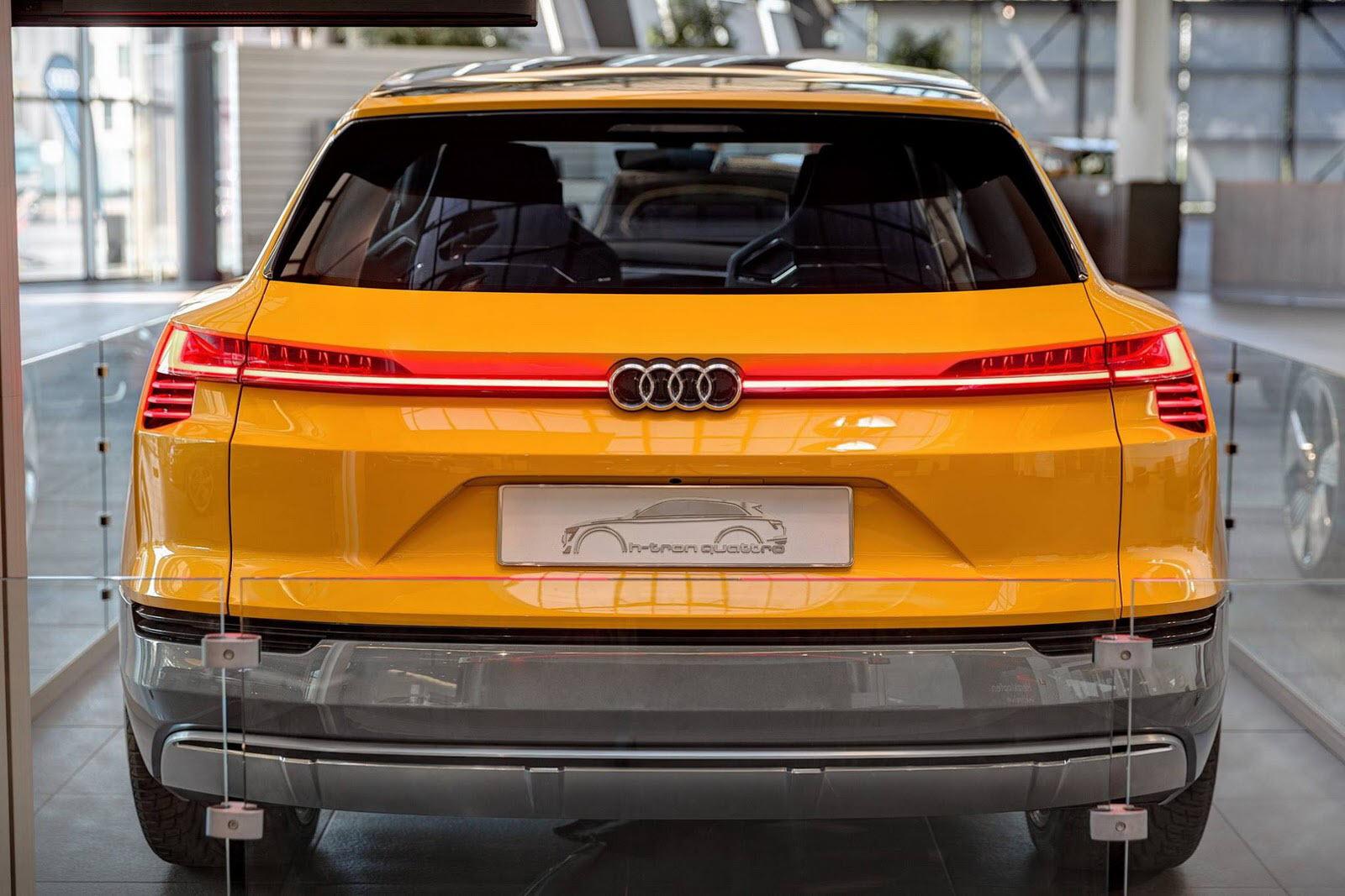 Audi H2 Quattro
