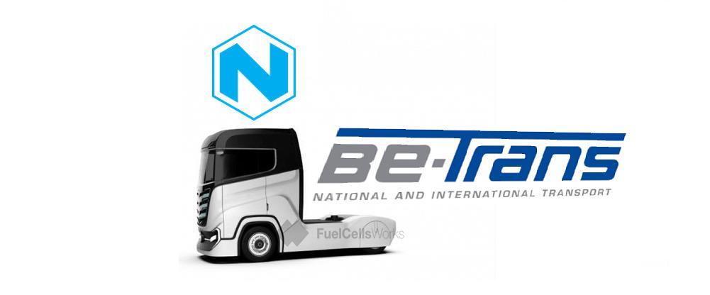 Be Trans Orders 10 Nikola Hydrogen Fuel Cell Trucks1