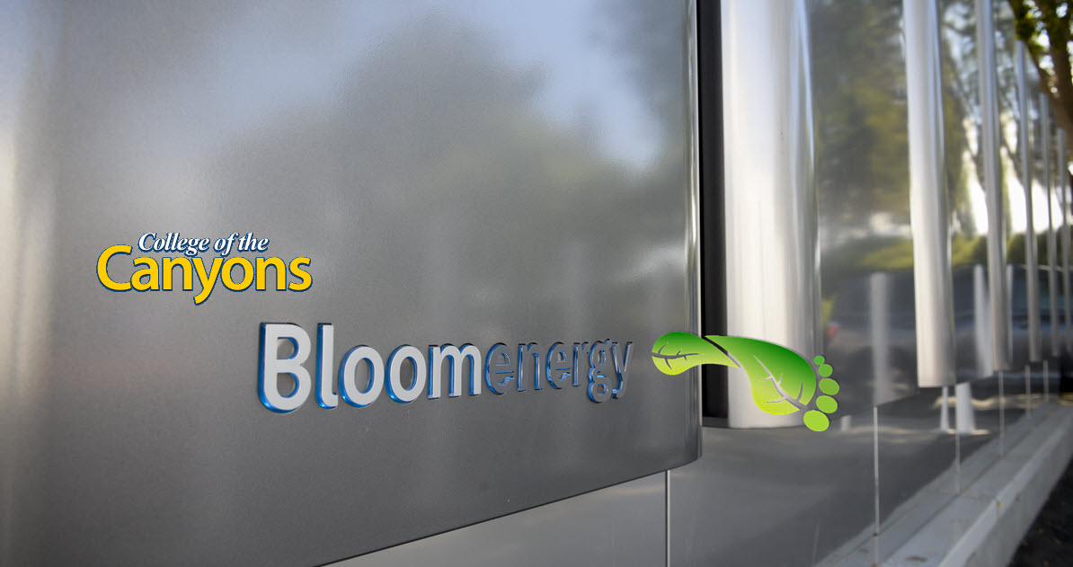 Bloom Energy College of the Canyons