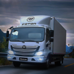 Foton Fuel Cell Vehicle