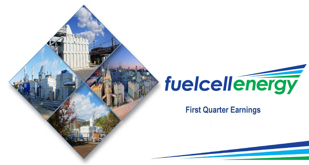 FuelCell Energy Financial Results