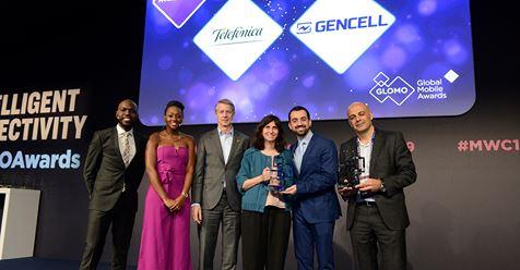 GenCell Mobile Award
