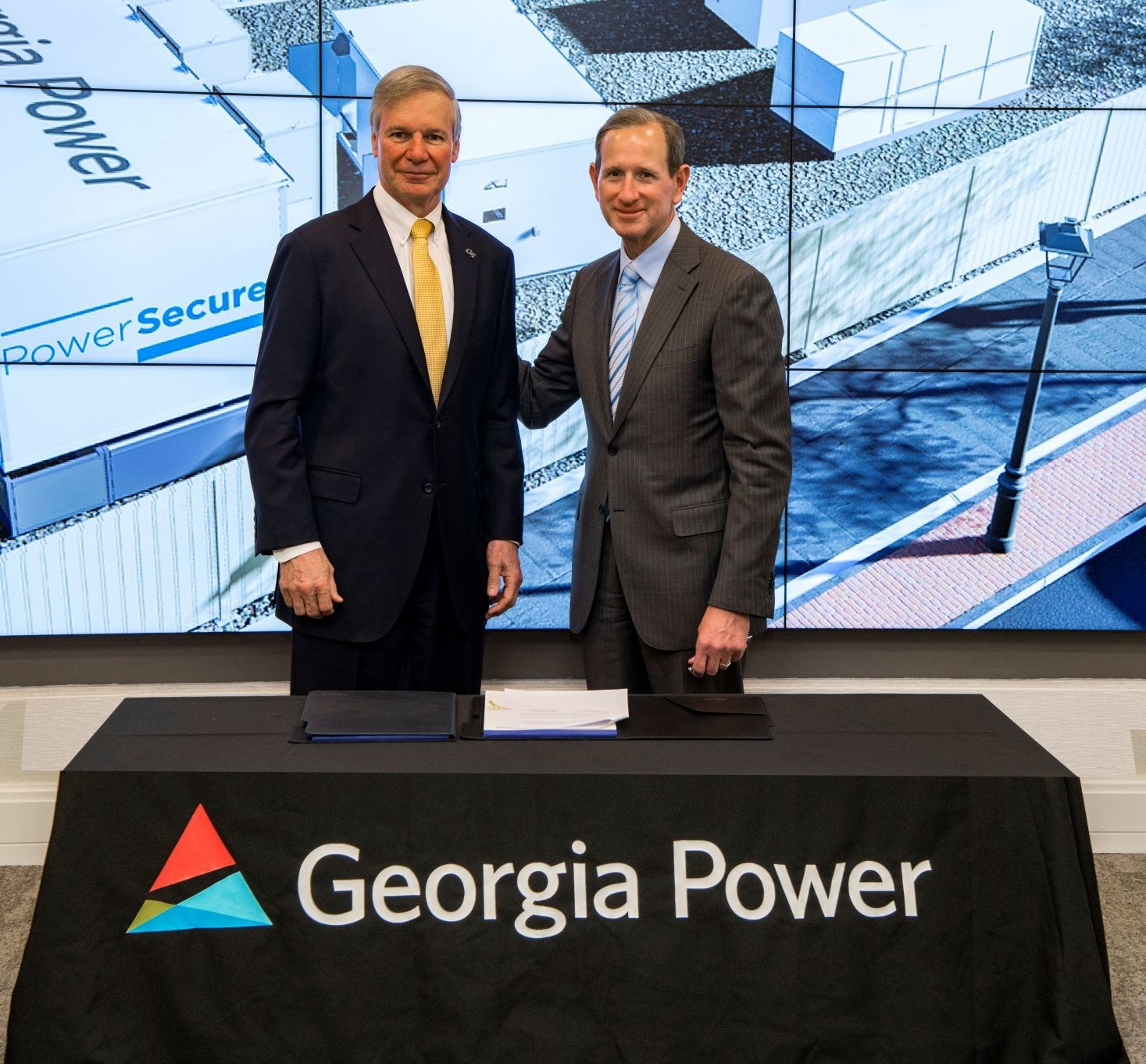Georgia Tech Micro Grid to include fuel cells 2