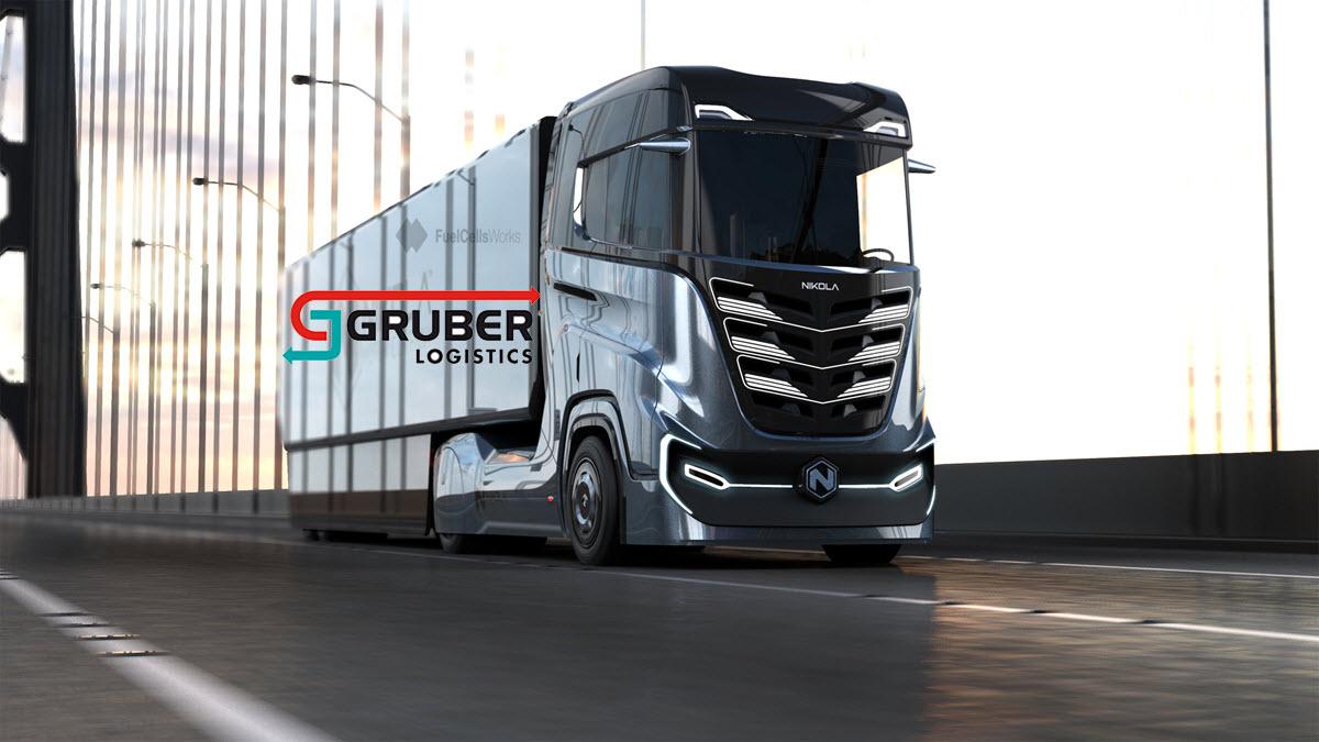 Gruber Logistics NikolaTre