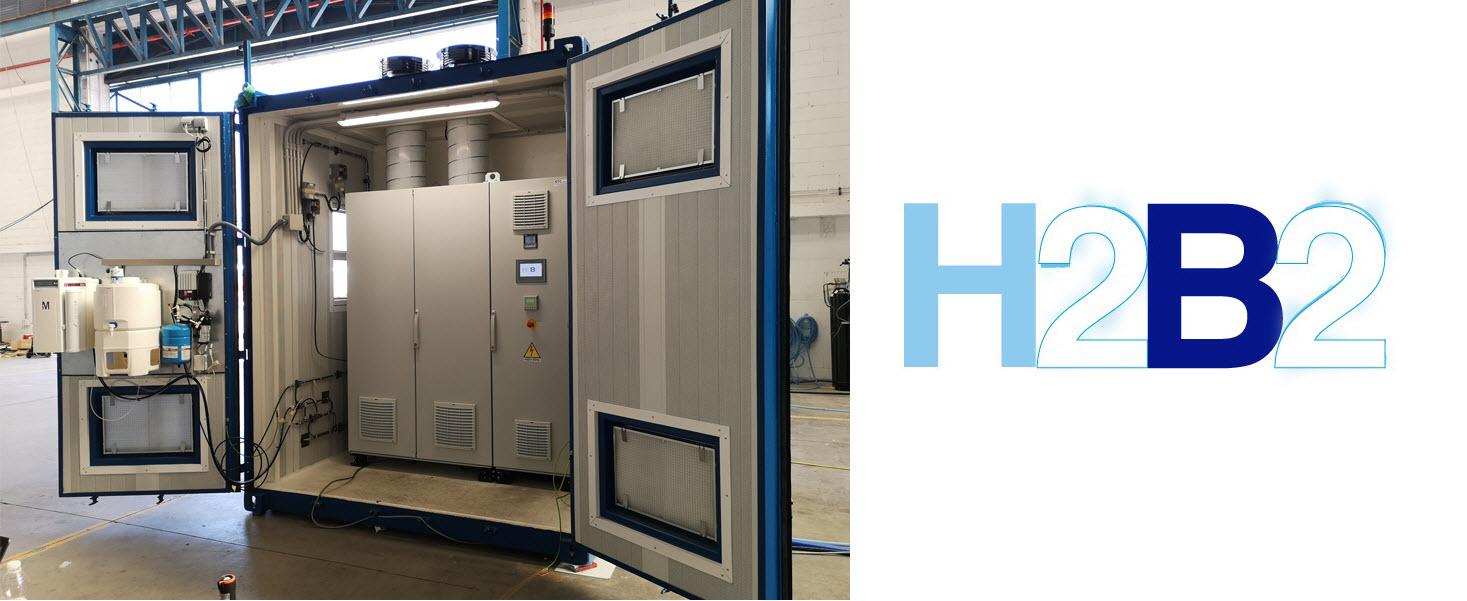 H2B2 system