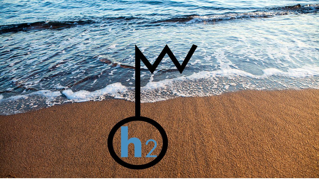Hydrogen From Saltwater