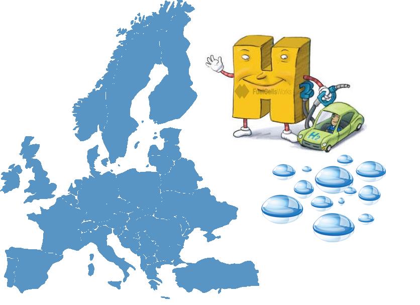 Hydrogen in Europe