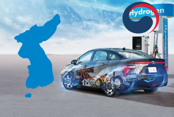Hydrogen Fueling South Korea