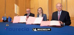 JV Michelin Faurecia