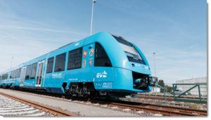 Lower Saxony Hydrogen Train 2