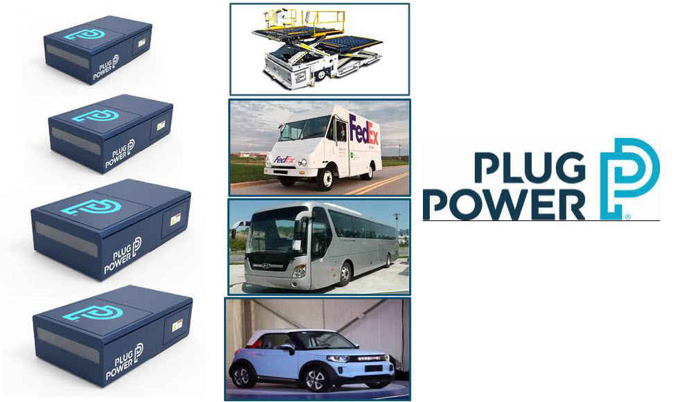 Plug Power ProGen Series