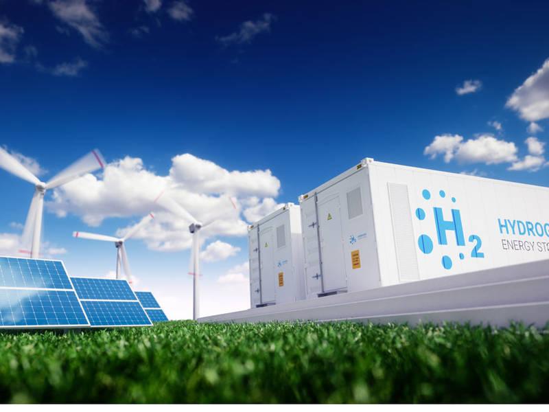 Power to Hydrogen Gas